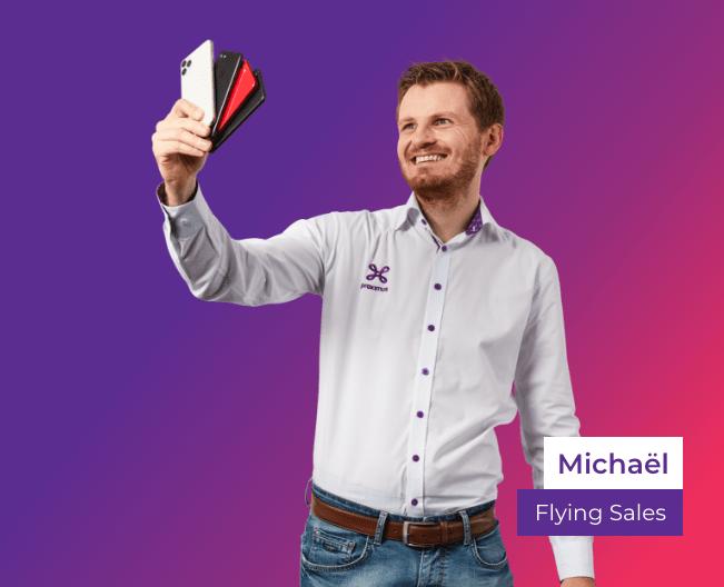 Proximus Sales Michael